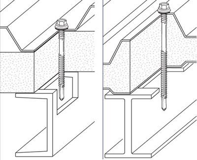 schrauben f r trapezbleche sandwichplatten panel sell. Black Bedroom Furniture Sets. Home Design Ideas