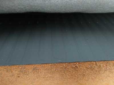 Sandwichpaneele Wand | 40mm PIR | RAL 7016 / RAL7016 (anthrazitgrau)